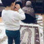 ولو انصلحت الأم لانصلح حال الأُمة فاللهم اجعلنا لصِغارنا قِبَله ترضاها