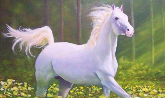 صورة الحصان في المنام