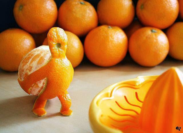 رؤية البرتقال فى المنام